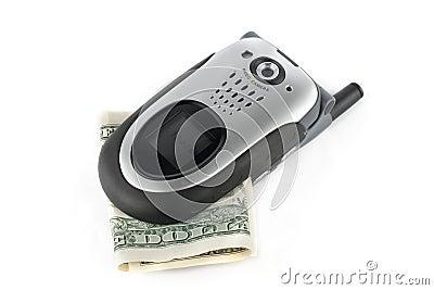 Telefon, komórka kosztów
