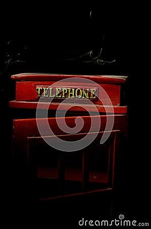 Telefone inglês