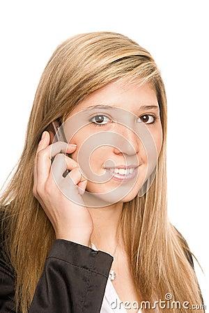 Telefoniczna kobieta