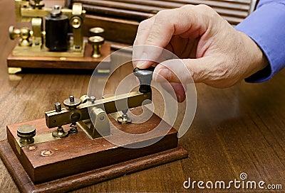 Telegrafo del Morse