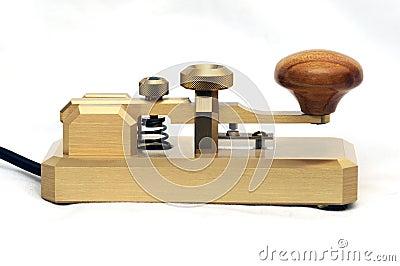 Telegraph Key - 4