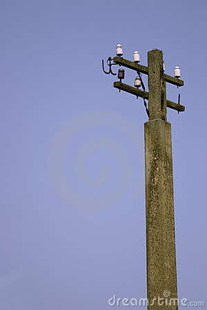 Free Telegraph Pole Stock Photo - 914380