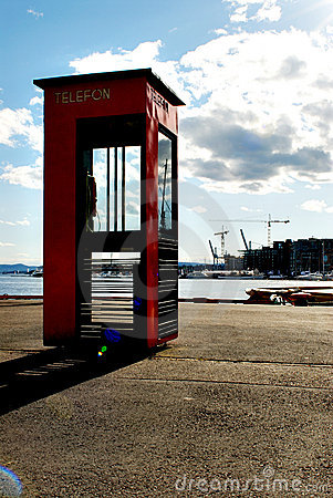 Free Telephone Booth Stock Images - 1329634