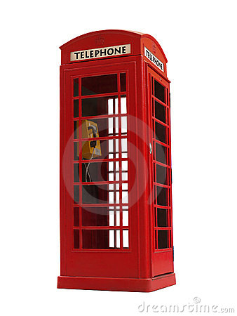 Free Telephone Booth Stock Photography - 9320542