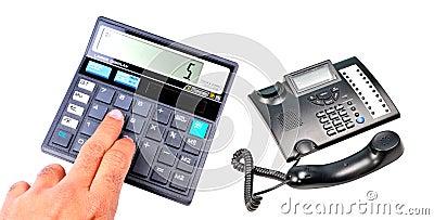Telephone expenses