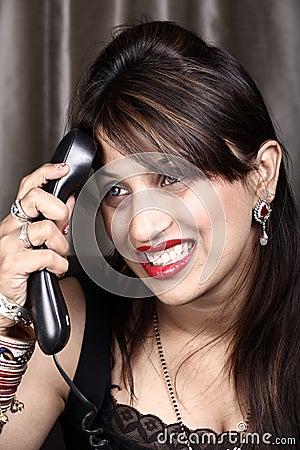 Telephone frustration