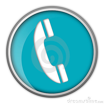 Free Telephone Icon Stock Image - 1163721