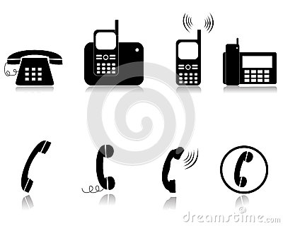 Telephone illustrations