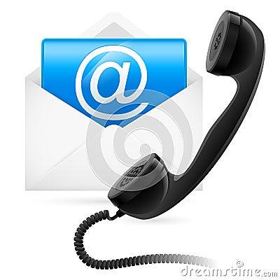 Telephone mail