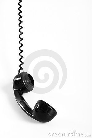 Free Telephone Receiver Royalty Free Stock Images - 257289