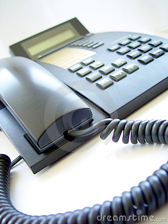 Free Telephone Study 1 Stock Photography - 5322