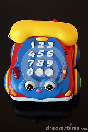 Telephone toy