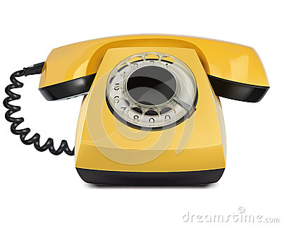 Telephone . Vector Illustration