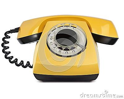 Telephone . Vector Illustration