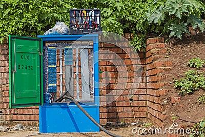 Telephone Wiring Installation