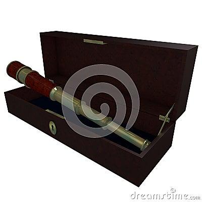 Telescope in Box