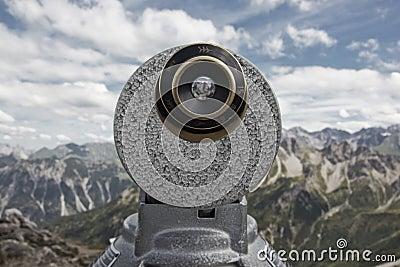 Telescope mountains