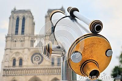 Telescopio de Notre Dame