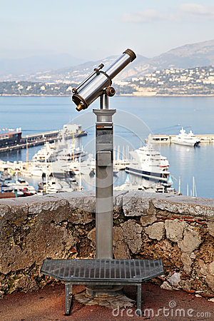 Teleskopu turist