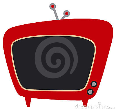 Free Television Royalty Free Stock Photography - 7524007