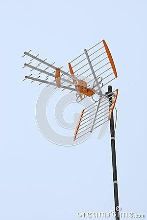Television antena