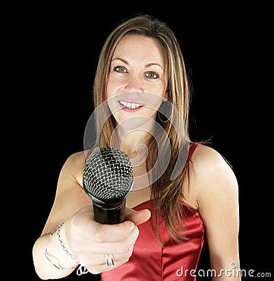 Television presenter