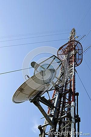 Television and Radio transmitter