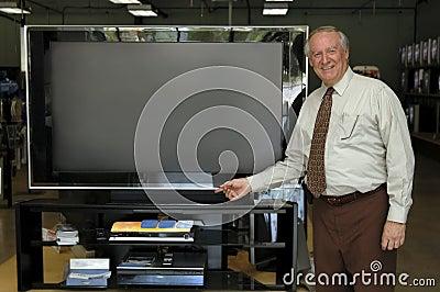 Television Salesman