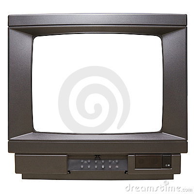 Free Television Screen Stock Image - 1460191