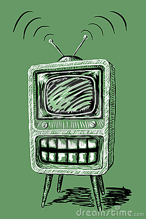 Television (vector)