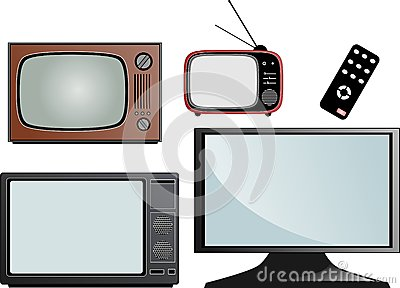 Televisions historical parade