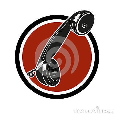 Teléfono retro