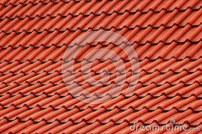 Telhado vermelho
