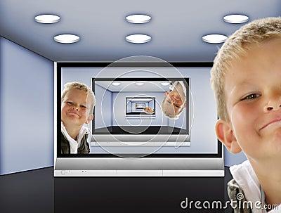 Telly room