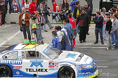 Telmex team Editorial Photo