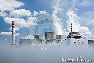 Temelin nuclear power plant