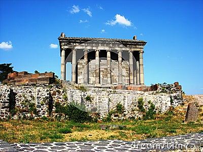 Tempel Garni, Armenien