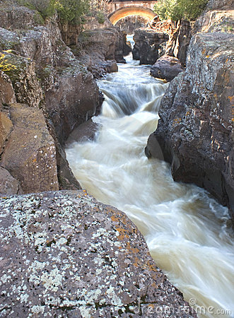 Temperance River Fall