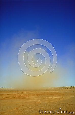 Tempesta di polvere