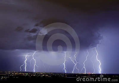 Tempesta elettrica