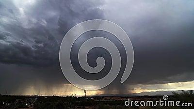 Tempestade com parafusos vídeos de arquivo