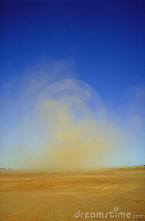Tempestade de poeira