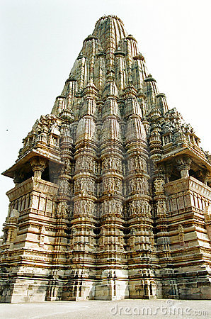 Tempie erotiche dell India in Khajuraho