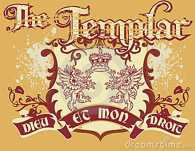 The Templar Royalty Free Stock Photo - Image: 2516835