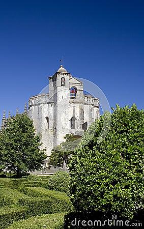 Templar Church and Garden
