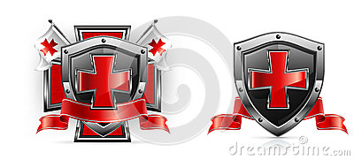 Templariusza emblemat