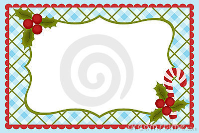 Template for baby s Xmas photo album