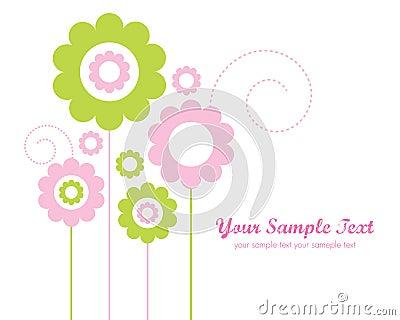Birthday card design template m4hsunfo