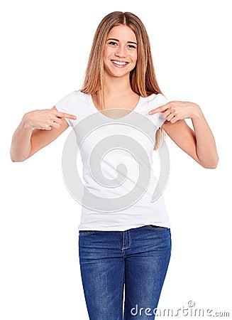 woman template