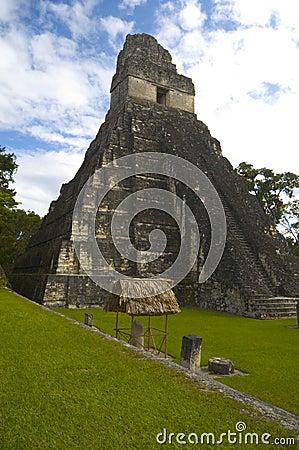 Temple 1 tikal